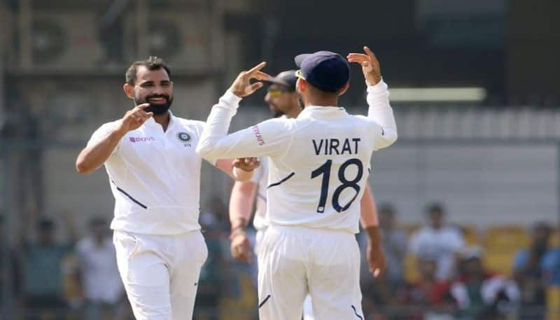 India on top of the first day of first test against Bangladesh at Indore