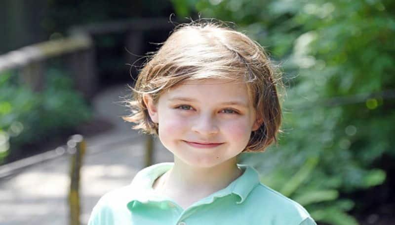 Nine year old genius Laurent Simons will soon be Electrical Engineer