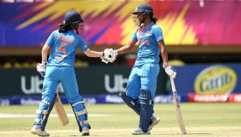 Indian Women Team sealed t20 series against West Indies