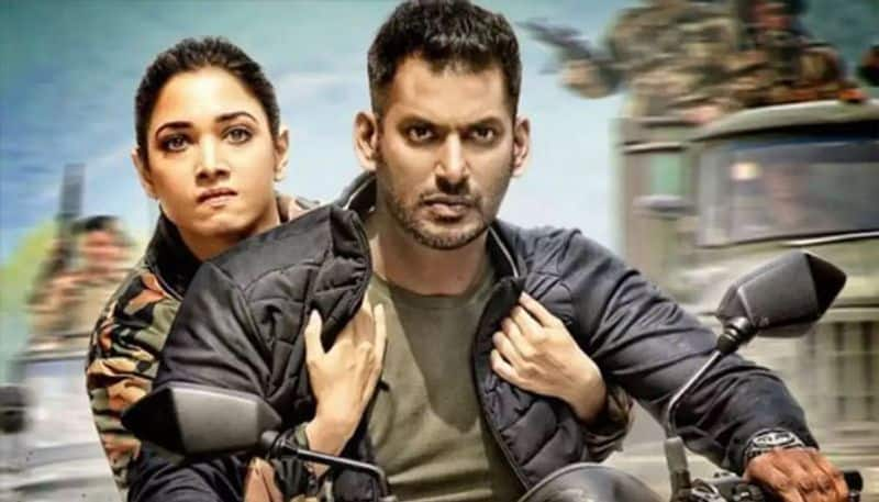 Vishal's Action Telugu Movie Review