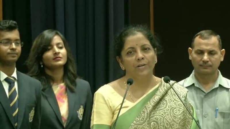 Trade Unions Urge FM Nirmala Sitharaman to Hike Income Tax Ceiling, Minimum Wages and Pension