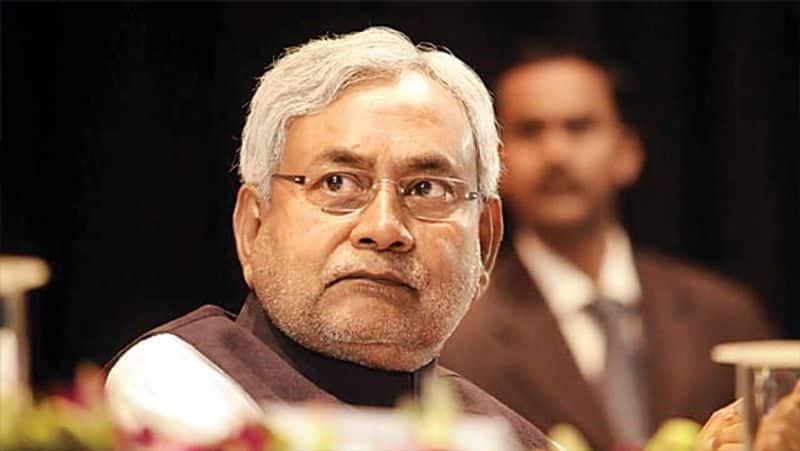 Nitish Kumar supports BJP rebel, rebels from NDA!