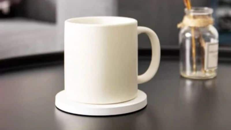 Xiaomi new Warm up Cup is also a 10W wireless charger, Price just 2 thousand