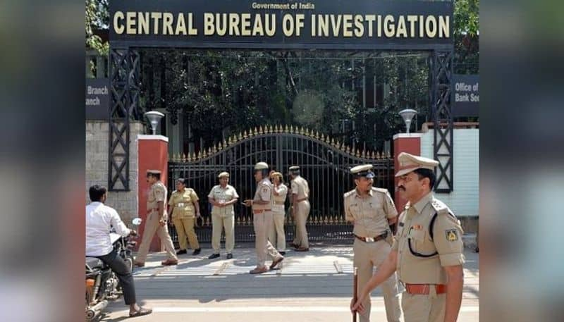 CBI officer is called for chit fund investigation