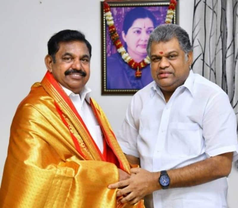 GK Vasan asks 12 seats... AIADMK who showed five fingers ...TMC ready for the alliance..?