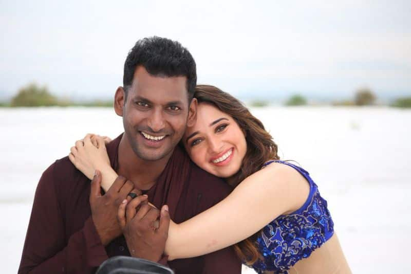 vishal in action new song release