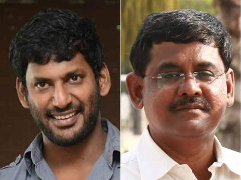 director kasali advice to actor vishal for action movie and manusana nee movie release in net issue