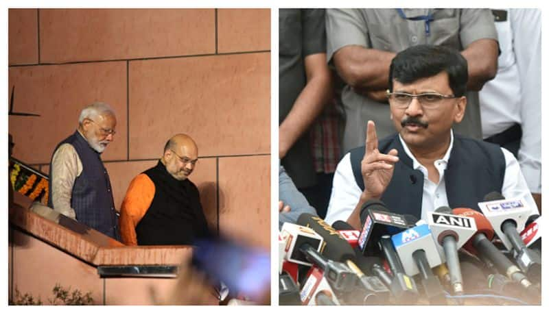Shiv Sena attacks BJP claiming that NDA is not their sole property