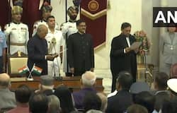 Justice Sharad Arvind Bobde takes oath as the 47th Chief Justice of India