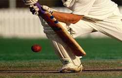 66 run innings game player returned to pavilion and died