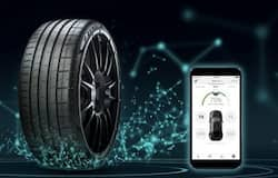 5g connect tyre launch