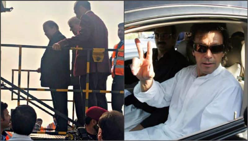 Former Pakistan Prime Minister Nawaz Sharif leaves for London for medical treatment