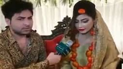 Awesome movement of Pakistan, when bride wore tomato ornaments instead of gold