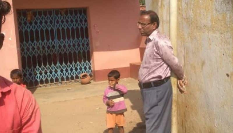 Parents tied down head master for irregular attendance