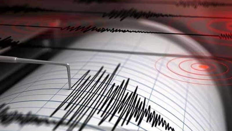 Two Earthquake happens in Bengal Bankura district
