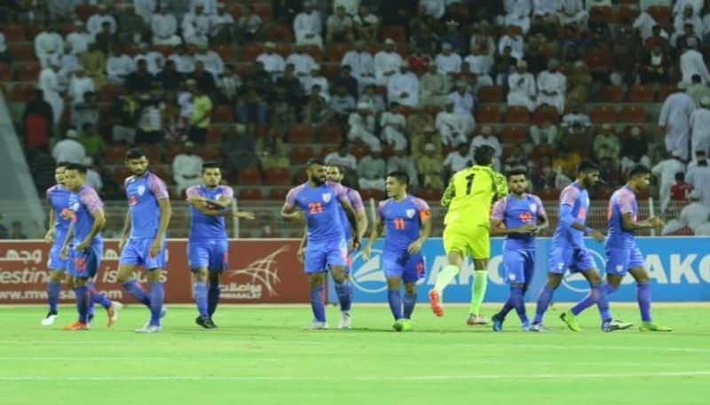 Oman beat India once again in the World cup qualifier
