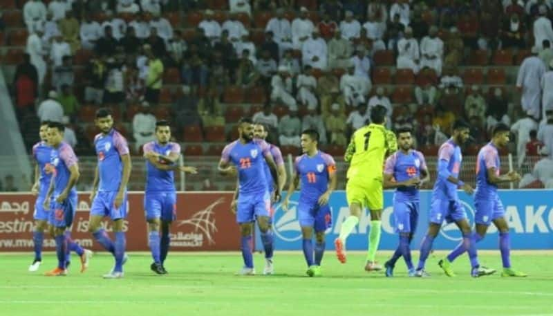 FIFA World Cup 2022 qualifier India go down Oman Muscat