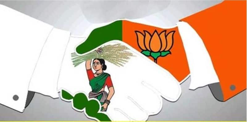 BJP JDS to join hands for Legislative Council Chairman and Dy Chairman post in Karnataka pod
