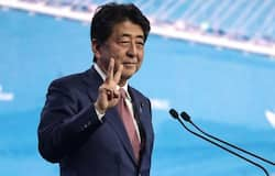 This special achievement was recorded in the name of Japanese Prime Minister Shinzo Abe, many things are still incomplete