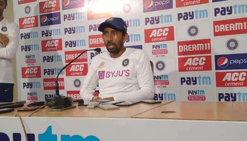 Wriddhiman Saha undergoes surgey for injury during Pink Ball Test