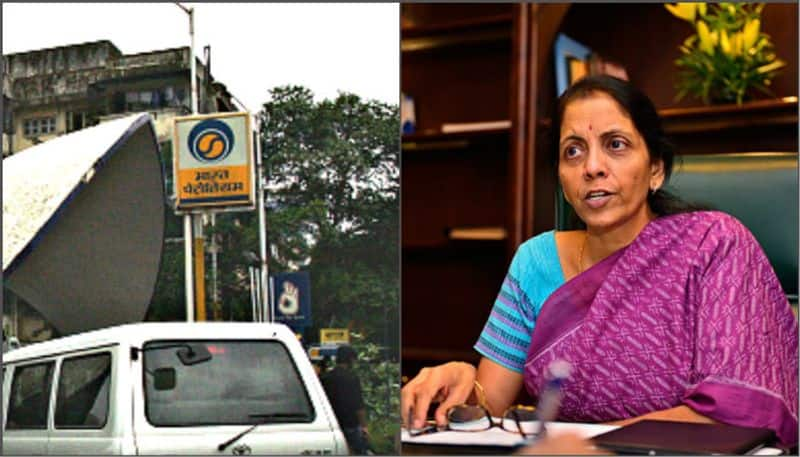 Union Cabinet approves strategic disinvestment in BPCL and 4 Other PSUs Announces FM Nirmala Sitharaman