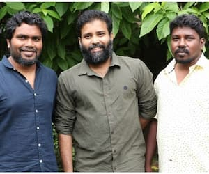 director pa.ranjith's second movie audio function