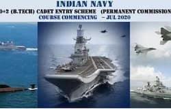 indian navy course notification