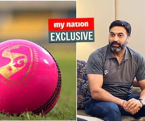 Exclusive SG marketing director Paras Anand interview day night test pink ball