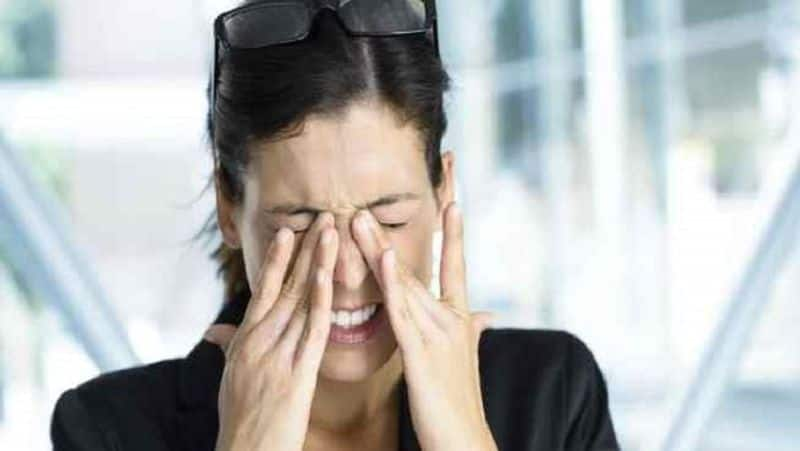These foods relieve various eye problems and even eye cataracts DD