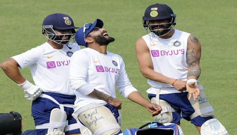 Indian cricket team on full swing before Pink Ball Test at Eden