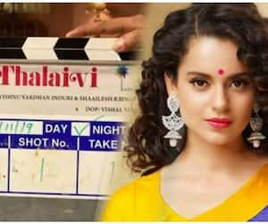 thalaivi movie first look released