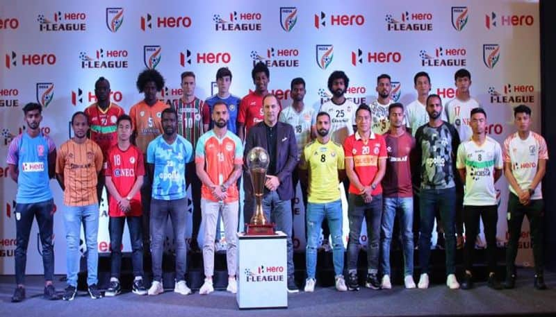 AIFF officially launches 13th edition of I league at New Delhi