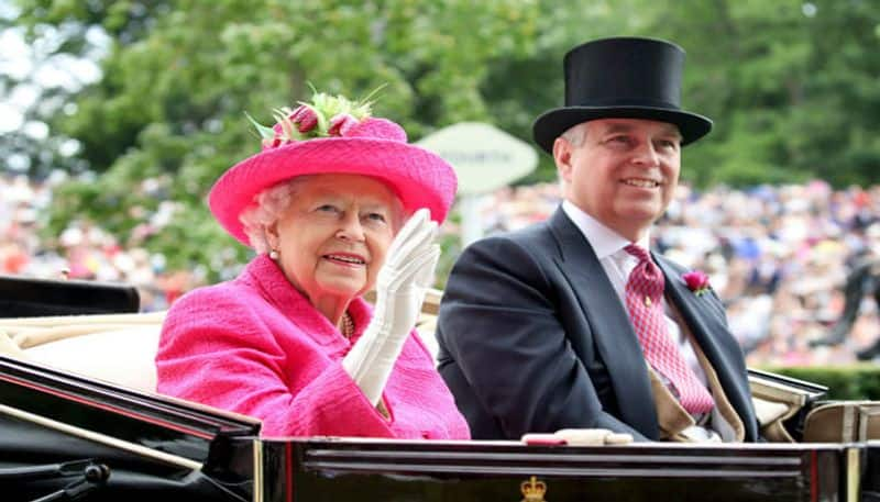 Prince Andrew is sacked by Queen Elizabeth creates furore