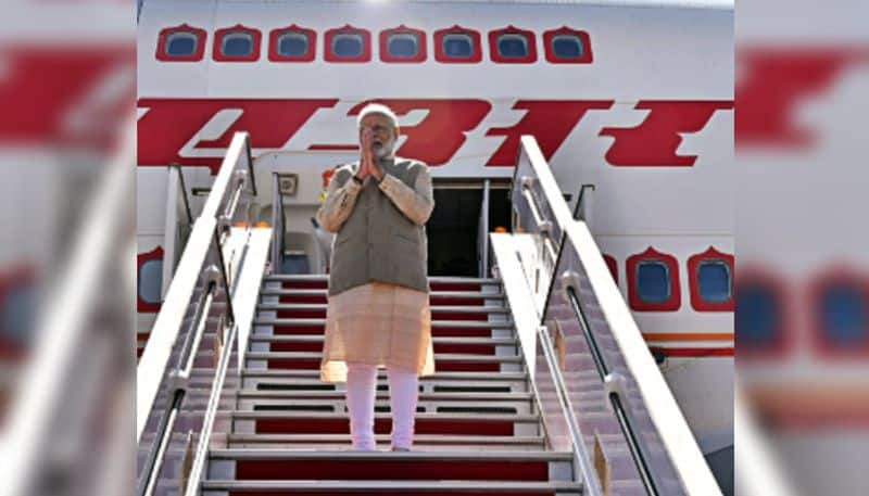 Over Rs 255 Crore Spent on Chartered Flights During Modi's Foreign Engagements in Last Three Years