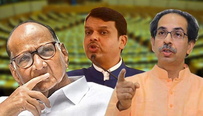 Many legislature wants to resign from Maharastra maha gath bandhan