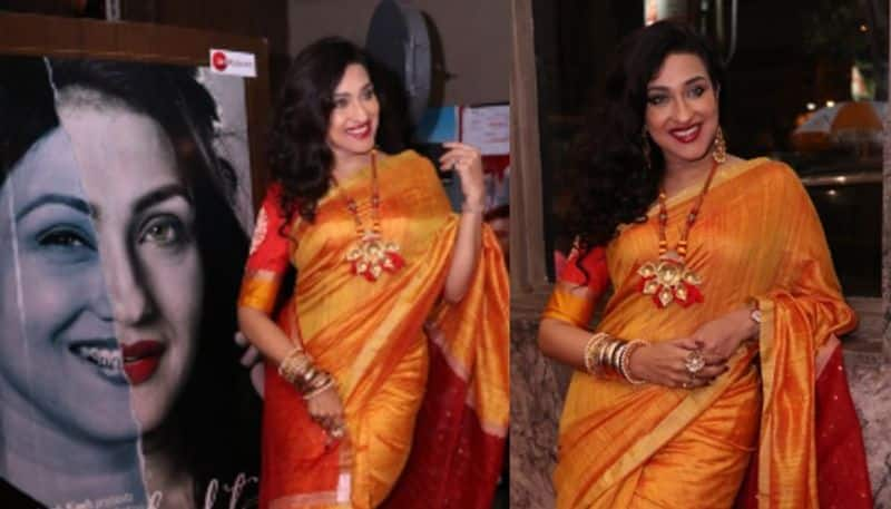 Rituparna Sengupta on her double role act in Lime n light