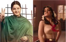 Kangana Ranaut as Jayalalithaa