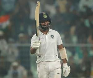 Pink Ball During night is a challenge for Batsmen said Cheteshwar Pujara