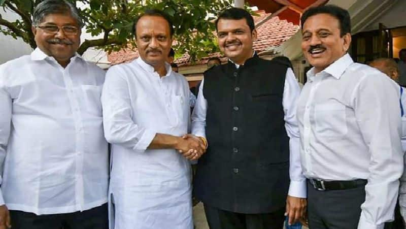 College professor dell sick after watching Maharashtra political dram