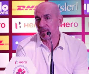 Anotonio Lopez Habas in tension as ATK draws goal less against Orrissa Fc
