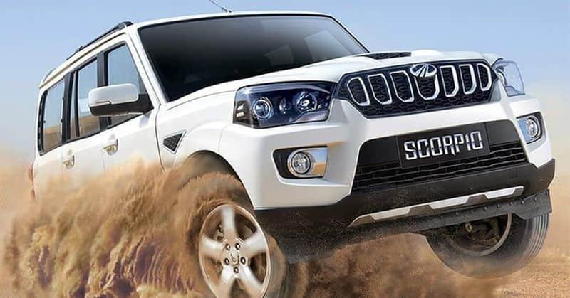 BS6 Mahindra Scorpio online bookings opens