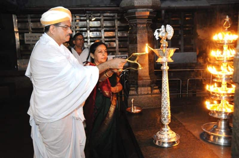 Preparation done in Dharmasthala temple for reopening on June 8th