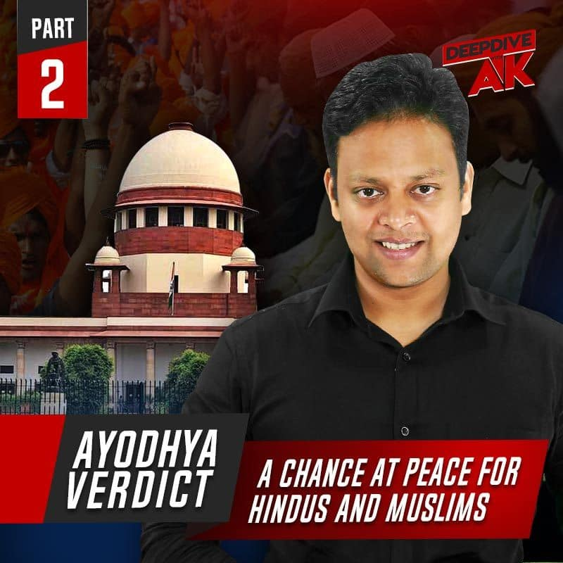 Why question on Supreme Court's decision on Ayodhya