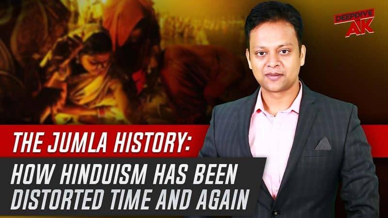 Deep Dive with Abhinav Khare Hinduphobia AAP MLA Rajendra Pal Gautam anti Hindu tweet