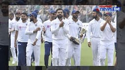 India At The Top Of The World Test Championship