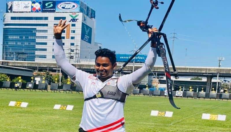 Indian archer Atanu Das wins bronze in Asian Archery Championship