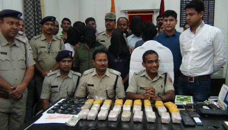 Malda is becoming a safe corridor for drug peddlers