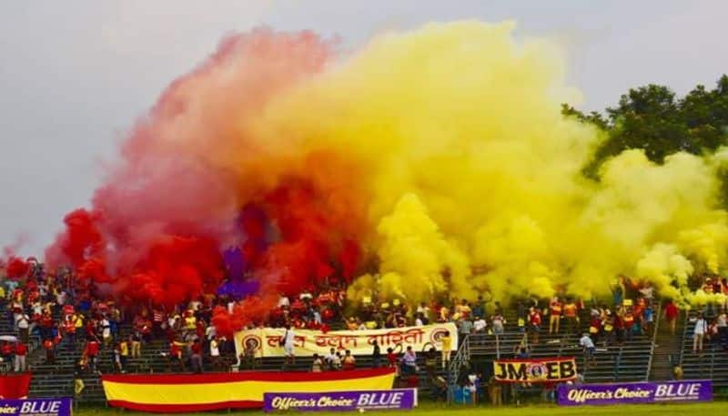 East Bengal plans to play with Manchester United in next year at Kolkata