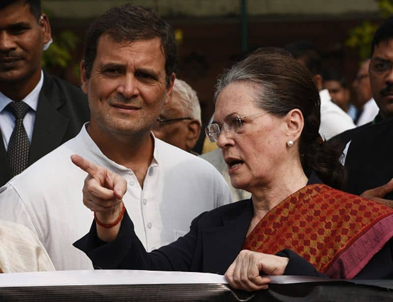 Leader close to Sonia Gandhi told CAA constitution, Article 370 support Modi government