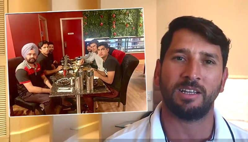 Indian taxi driver refuses to take money Pakistan Yasir Shah speaks heartwarming incident video